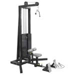 Legend Fitness Pro Series Lat/Floor Row